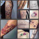 dalma vegyes tetoválás, dalma mixed tattoo