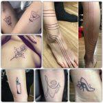 vegyes tetoválás. mixed tattoo