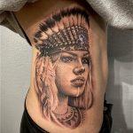 indián tetoválás, indian tattoo
