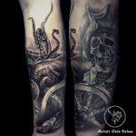 kalóz tetoválás, buccaneer tattoo