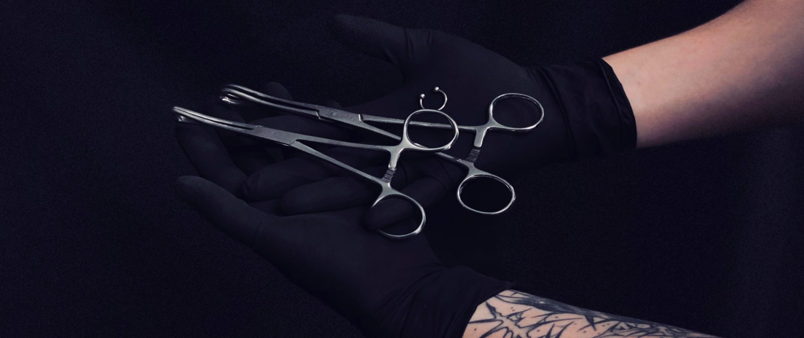 piercing olló munka, piercing scissors work