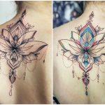 hát tetoválás javítás, back tattoo repair